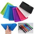 Nova criança moda suave silicone case capa para huawei mediapad t1 7.0 caso tablet para huawei t1 7.0 t1-701u t1-701 capa de silicone