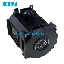 Zupełnie nowy NP21LP/60003224 wymiana lampy projektora z mieszkań dla NEC NP PA500U NP PA500X NP PA5520W NP PA600X PA500U