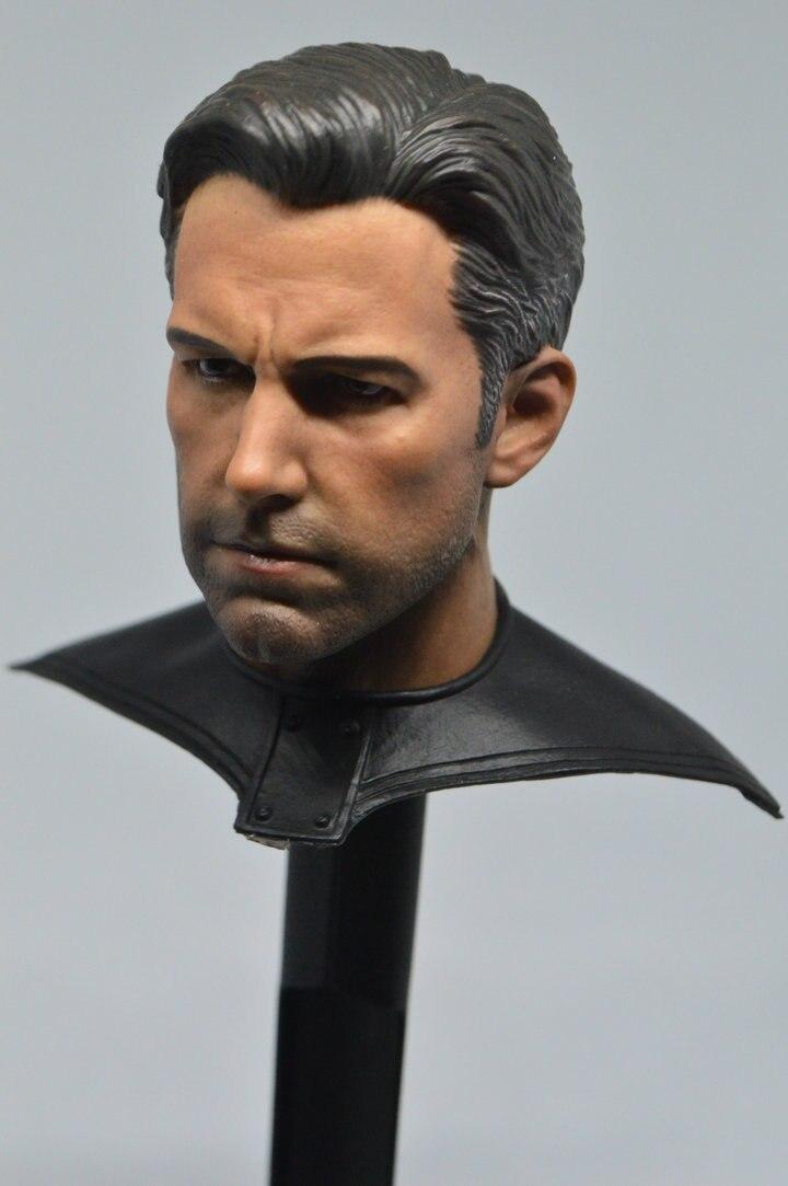 """1:6 SCALA BVS SUPERMAN 2.0 TESTA SCOLPIRE giocattolo modello per 12/"""" corpo FIGURA MASCHILE"""