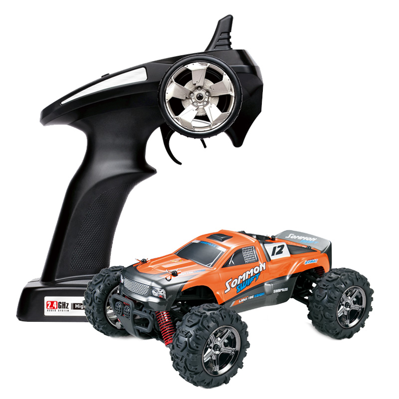 1 : 24 2.4GHz 4WD Off Road Electric RC Monster Truck BG1510B High Speed rc racing car Remote Control Vehicles Car gift vs 2098B 2017 new 40km h rc high speed car 1 16 proportionl 2 4g 4wd remote control off road monster truck electric power toy vs 94107pro