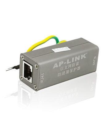 Ethernet Network Card RJ45 Surge Protector Thunder Lightning Arrester Protection Device недорого