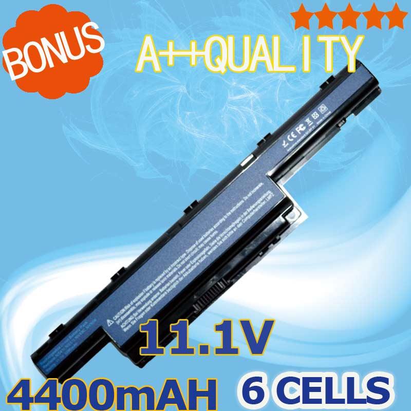 6 cell Battery For Acer Aspire 5742G 5742TG 5742Z 5742ZG 5750 5750G 5750TG 5750Z 5755 5755G 5755Z 5755ZG 7251 7551 7551G 7551Z