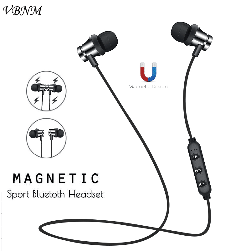 Wireless Headphone Bluetooth Earphone Headphone Earbuds For Phone Neckband Sport Earphone Auriculare CSR Bluetooth For All Phone