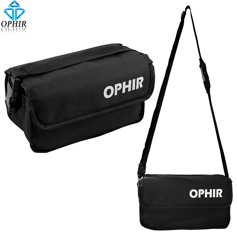 OPHIR Black Pro Portable Airbrush Compressor Bag Handbag For Airbrush Kit Storage Bag/Cosmetic Cases _AC080