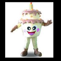 Талисман на день рождения пирожки талисмана обычай Необычные костюмы аниме косплей комплекты Mascotte Необычные платье карнавальный костюм