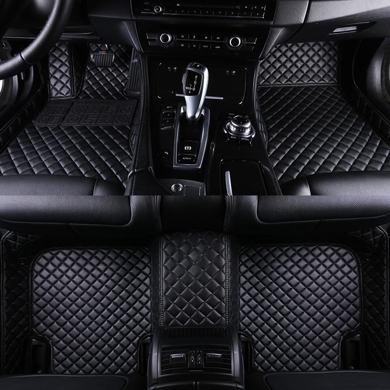 HLFNTF Custom car floor mats for Sabb All Models 42250 42252 9 3 car styling floor