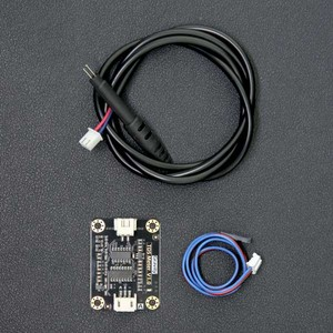 Image 3 - New DFRobot Gravity: 3.3 5.5V Analog TDS Sensor Module Water Solubility Conductivity for Water Quality Detection