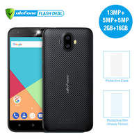 Ulefone S7 Pro 2GB RAM 16GB ROM Dual Camera Mobile Phone 5 0 Inch HD MTK6580