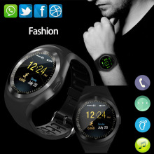KY TY11 Smart Watches Phone font b Smartwatch b font Android IOS Type On Wrist Bluetooth