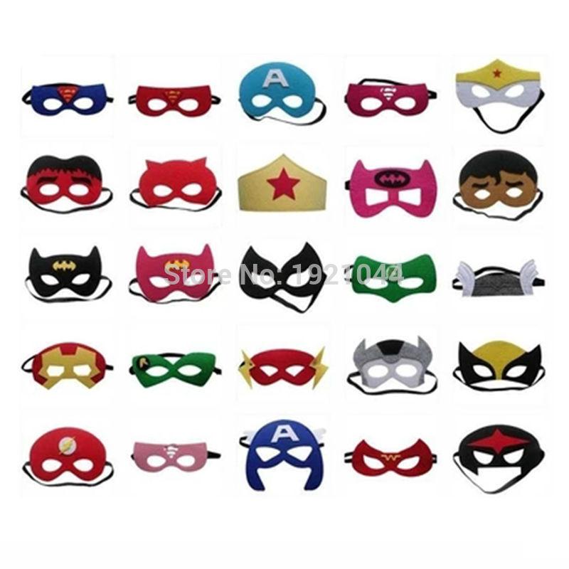 Máscara de fiesta de superhéroes Vengadores Ironman Star Wars - Para fiestas y celebraciones - foto 6
