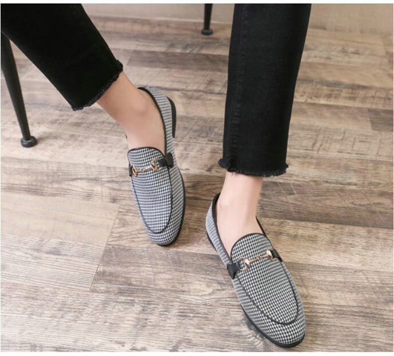 Men Casual Shoes'Breathable Denim Men Casual Shoes Size 48 Boat Shoes' Mens Shoes Casuals Canvas Slip On Mens Loafers Classic (9)