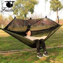 Hamac Moustiquaire Rede Camping  Hammock Swings