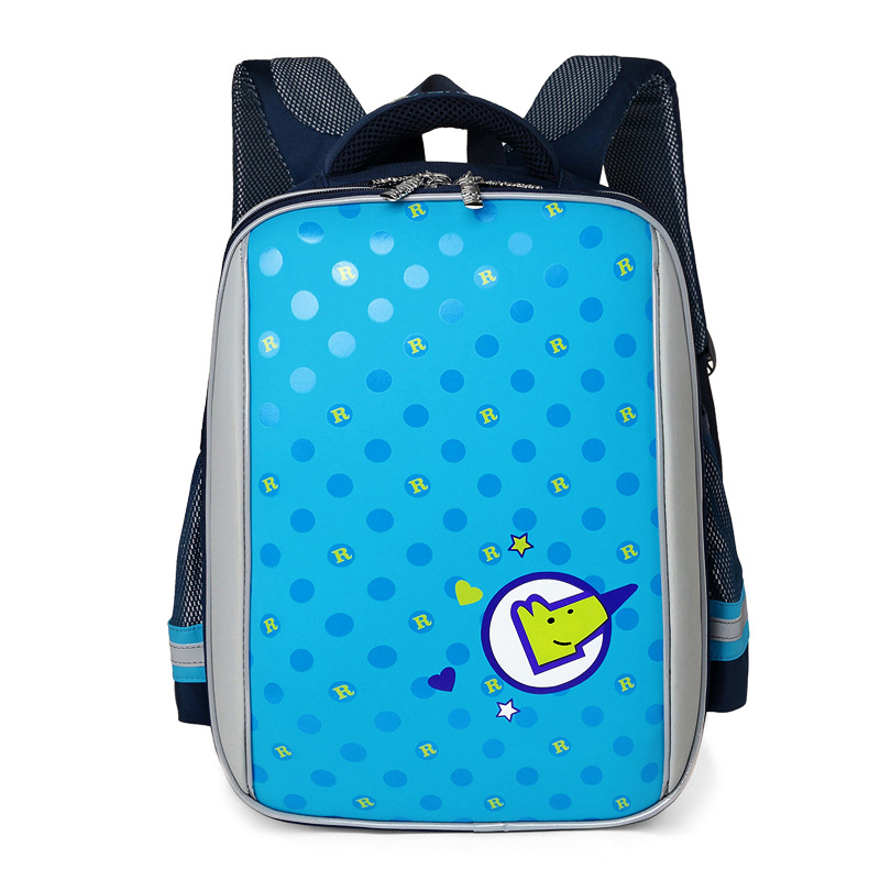Orthopedic School Backpack Schoolbag Satchel Nylon Backpack For Kids Baby's Bags Student School Bags Multi Layer Classification 2016 time limited sale school bags orthopedic backpack kids elementary schoolbag children ergonomic primary nylon boy backpacks