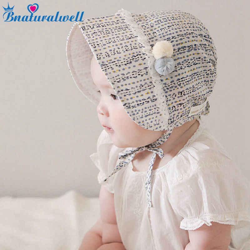 Baby Girls Kids White Flower leaf Beanie Christening headband hat crochet Cap