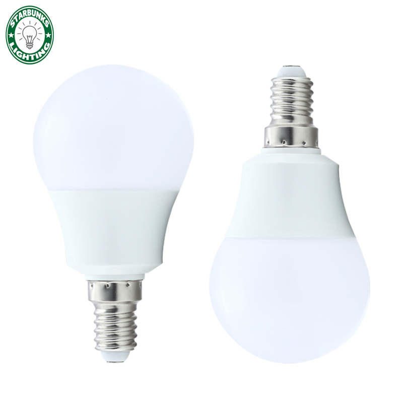 e14 led lamps LED <font><b>white</b></font> led Bulb bulbs Cold <font><b>White</b></font> WarmWhite <font><b>light</b></font> 4W 6W 8W 220V 240V lampshades Lighting 2pcs