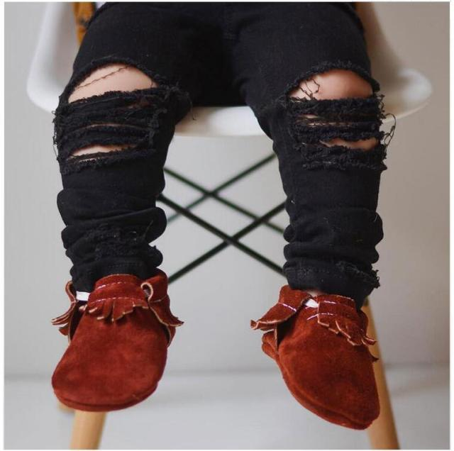 Stylish Ripped Jeans for Boys