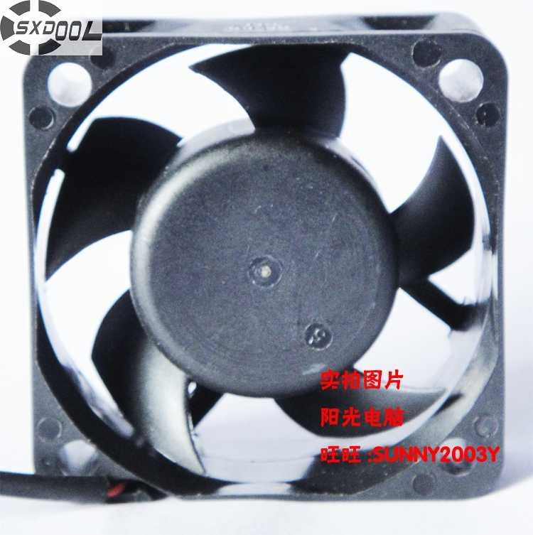 SXDOOL CHD5012ES 5020 50mm 5 cm DC 12 V 0.33A 2 Alambre de ventilador de refrigeración de la CPU