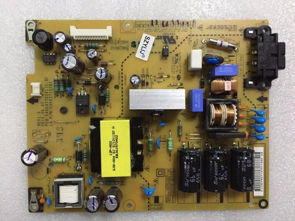 SZYLIJ 100 new and original 42LS3150 CA EAX64770201 1 8 EAX62713701 REV1 0 LCD TV original