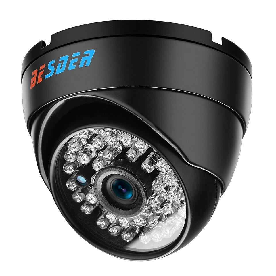imágenes para 48 V PoE HD 720 P/960 P/1080 P IP Cámara PoE Power Over Ethernet POE Al Aire Libre P2P ONVIF Metal Night Vision CCTV Cámara de Seguridad