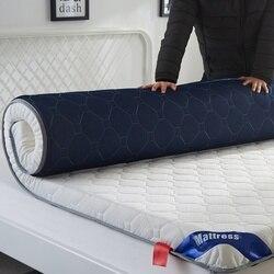 SongKAum vendita Calda Nuovo Arrivel Tatami Stile di Alta Gomma Piuma di Resilienza Materasso Disegno di Modo di Alta Qualità di Spessore Caldo E Confortevole