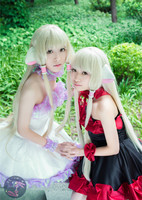Chobits Chii Eruda Freya Cosplay Costume Anime Custom Made High Quality Dress