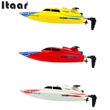 Wltoys WL911 RC Boat 4CH 2.4G High Speed 24km/h Racing Remote Control Toys