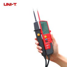 UNI-T UT18C 0~690V AC DC Voltage Testers LCD Display Auto Range IP65 Waterproof Meter No Power Test Function Free Shipping
