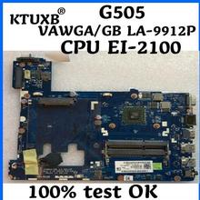 KTUXB-placa base de LA-9912P placa base AMD notebook