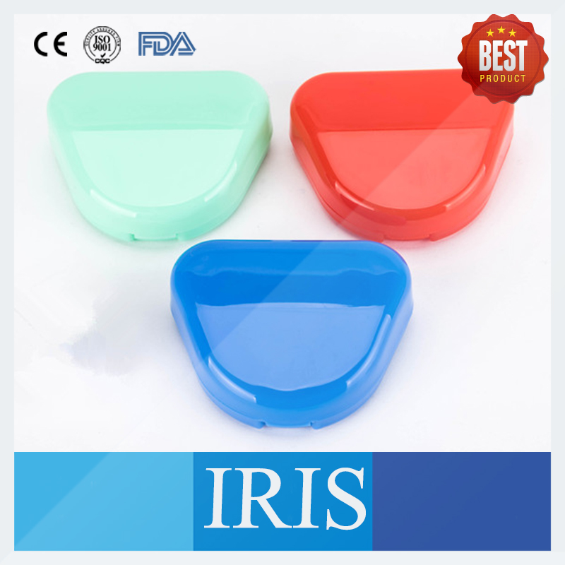 Best Bath Water Retainer : Pieces top selling triangle shape denture box dental