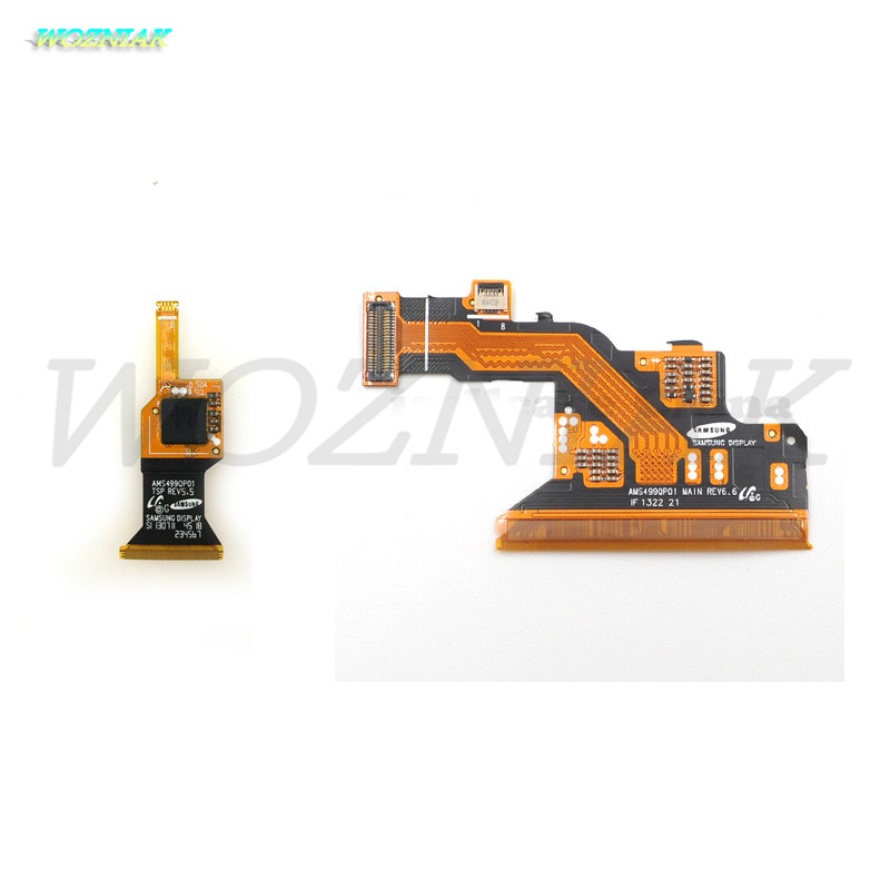 10pcs/5pairs Original LCD Flex Cable and Touch Screen Flex Cable Ribbon for Samsung Galaxy Note 3 4 5 A3 A5 A7 s4 s5 s6 s7 Parts for meizu m5 note touch screen lcd