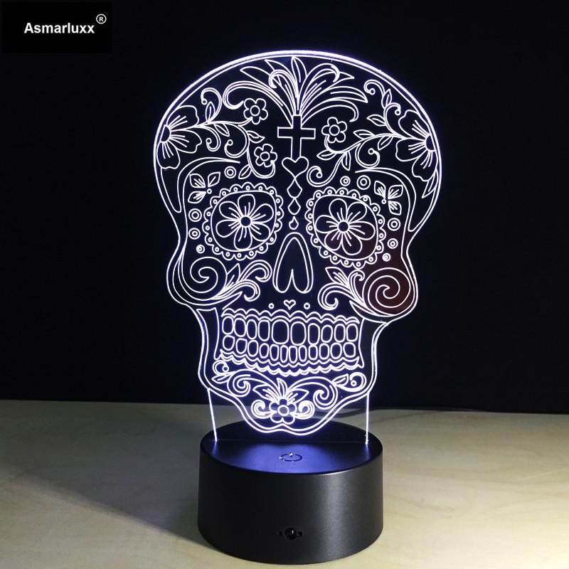 Asmarluxx 3D Night Lamp00379