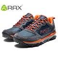 Rax al aire libre nueva llegada a prueba de viento senderismo escalada impermeable antideslizante zapatos respirables del deporte zapatillas de deporte zapatos para caminar 53-5c332