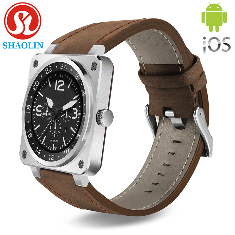 SHAOLIN SL18 Smart Watches Bluetooth Smart Watch for Apple IPhone IOS Android Ph