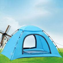 tents 2 Double Outdoor Tent Camping Tent Single Couple Hiking Fishing Hunting Adventure Picnic Party Free Shipping