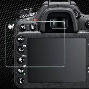 Image 5 - Nieuwe Camera Optische Gehard Glas Lcd Screen Panel Film Protector 0.4 Mm Hd Guard Waterdichte Hoes Voor Nikon D3100 D3200 d3300