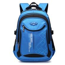 Прохладный Большой Ёмкость Школьные сумки для мальчика Back Pack нейлон малыш школы Рюкзаки Повседневное Детская сумка детская школьная сумка