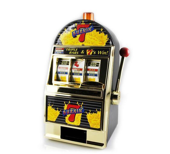 Fruits machine à sous tirelire nouveauté articles d'anniversaire cadeau Slot Machine Liquor Bar CARTE-TEC CL2