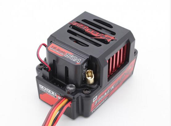 TrackStar 150A GenII 1/8th Bilancia Sensored Brushless ESC-(Programmabile)TrackStar 150A GenII 1/8th Bilancia Sensored Brushless ESC-(Programmabile)