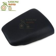 Motorcycle Rear Pillion Passenger Seat For Suzuki SV1000 SV650 2003-2010 2003 2004 2005 2006 2007 2008 2009 2010