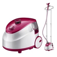 Garment Steamer Iron Adjustable Clothes Steamer With 80 Minutes Of Continuous Steam 1800W 2 L Water Tank 26s Fast Steam