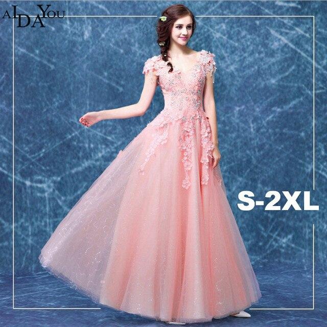 Abendessen frauen spitze langes Kleid Sparkle bodenlangen Shiny lace ...