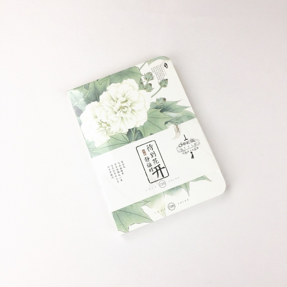 Student diary notebook a5 bullet journal/planner/sketch book stationery kawaii green leaves Japanese stationery organizer creative trend dolphin notebook a5 color inside page note book sketch book graffiti diy diary japanese stationery
