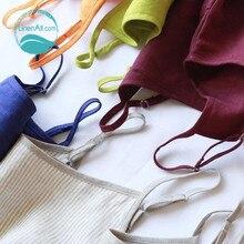 LinenAll women's Clothing  summer 100% hemp top basic camis
