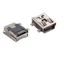 Mini connecteur USB 1000 B F 5 broches
