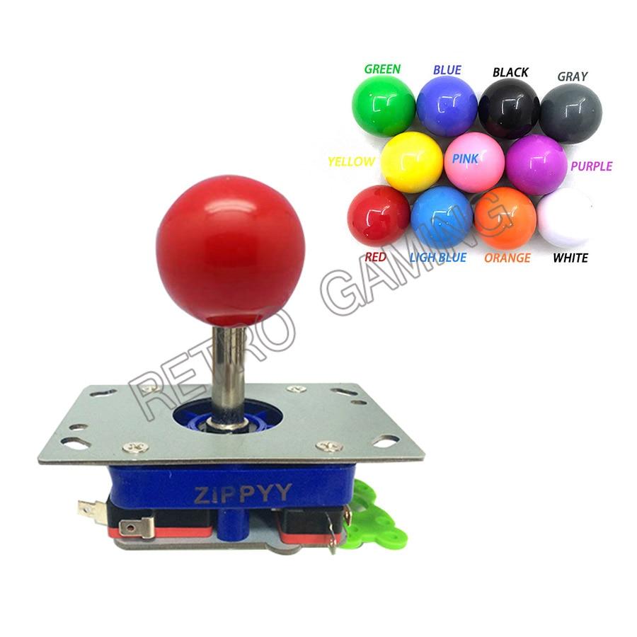 20 pcs ZIPPY Joystick Long shaft//4ways and 8 ways joystick//arcade machine parts