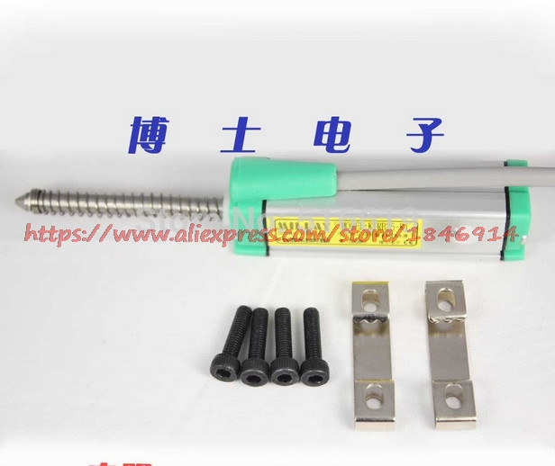 Free shipping Cylinder position control / cylinder position control / KTR-50  Linear displacement sensorFree shipping Cylinder position control / cylinder position control / KTR-50  Linear displacement sensor