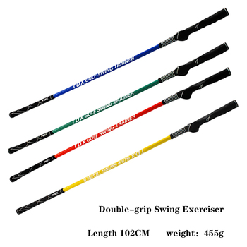 Golf Swing Trainer  High quality Double Grips Trainer free shipping