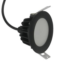 Image 2 - IP65 עמיד למים תקרה שקוע LED ספוט אור AC220V 15W/12W/9W/7W/5W LED Downlight עבור אמבטיה מקלחת חדר סאונה