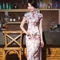 Chinese Traditional Dress Cheongsam Long Qipao Dresses China Clothing Store Robe Chinoise Evening Gown Vestido Oriental Women