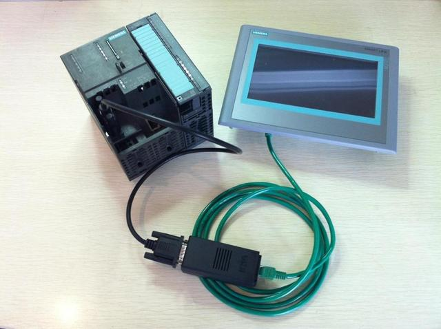 Ethernet Adapter To Convert S7 300 Plc Mpi Dp Profinet Connect Single One Smart Line Panel 700 1000ie Touch Hmi